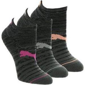 Puma Cushioned Low Cut Socks - 6 pack